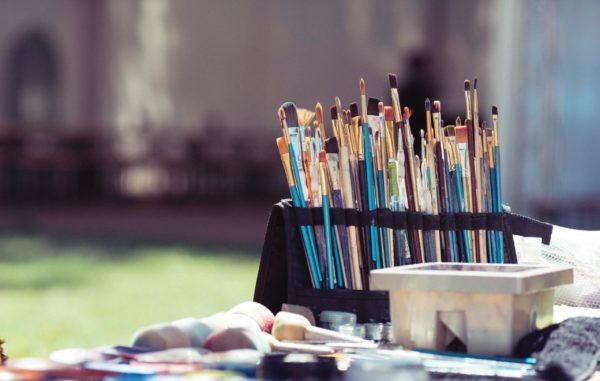 Werde Daily Painter!