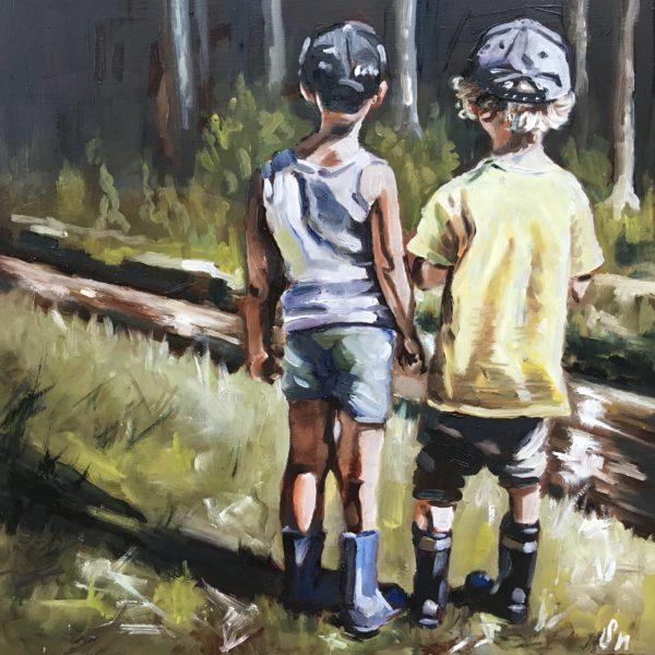 Dein persönlicher Daily Painting Online Workshop