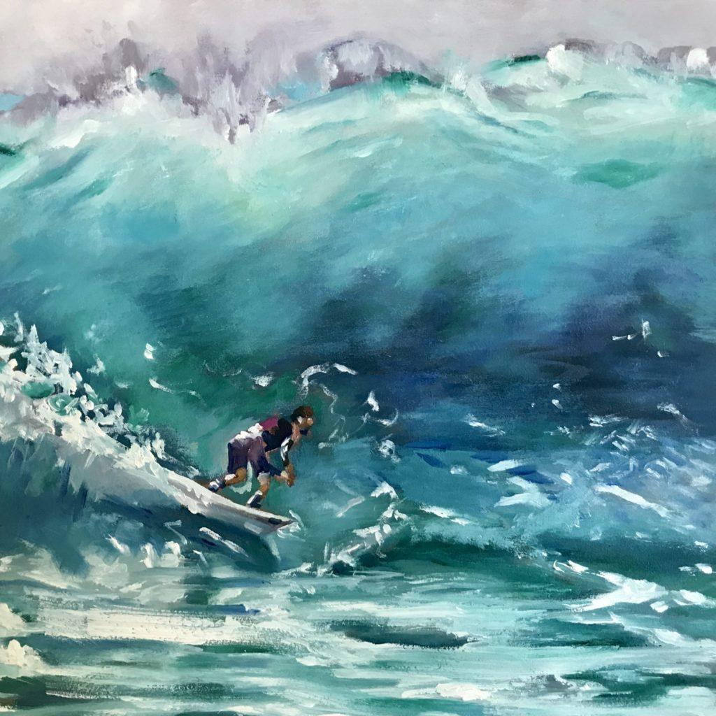 Surferwelle