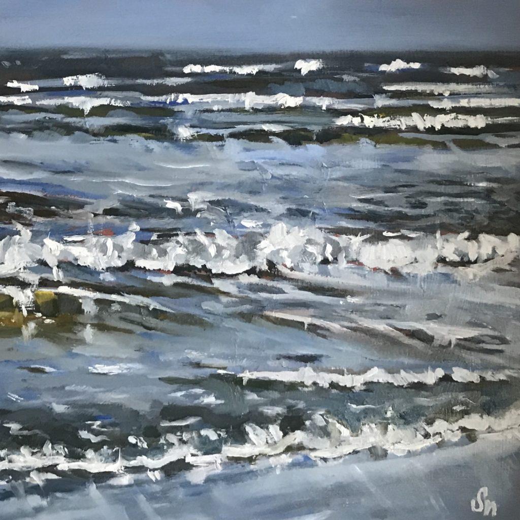 Wellen in Noordwijk